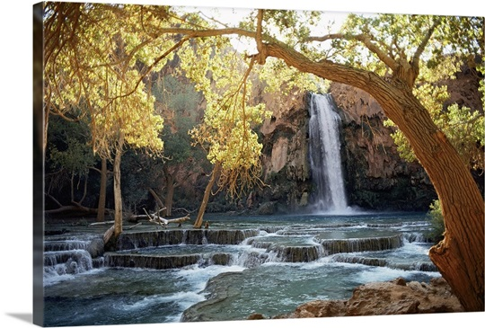 Havasu Creek, Havasupai Indian Reservatoin, Arizona
