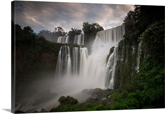 iguazu falls sunset - photo #28