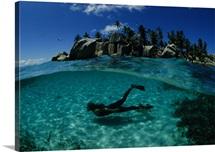 Isle De Coco, Seychelles