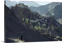 Lamayuru Gompa, Ladakh, India