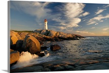 Peggy&amp;#39;s Cove, Nova Scotia, Canada