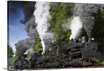 Shay locomotive