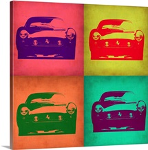 Ferrari Pop Art I