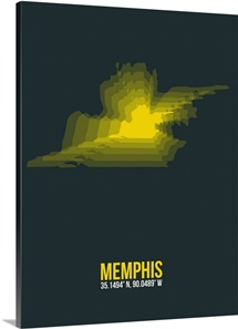Memphis Radiant Map I
