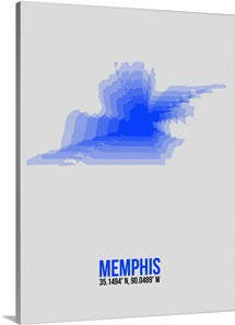 Memphis Radiant Map III