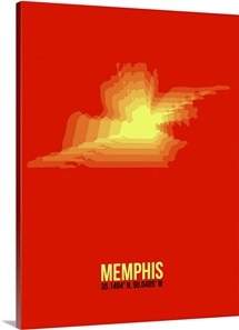 Memphis Radiant Map IV