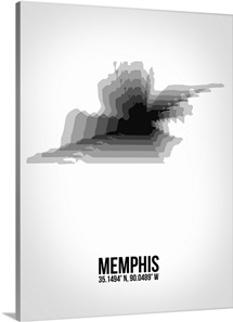 Memphis Radiant Map VI