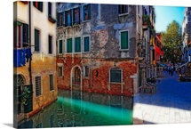 Morning Light in Venice, Calle Del Spezier, Santa Croce, Venice,