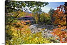 New England Covered Bridge II