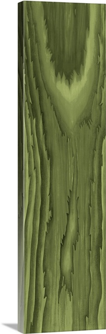Wood Series Green II