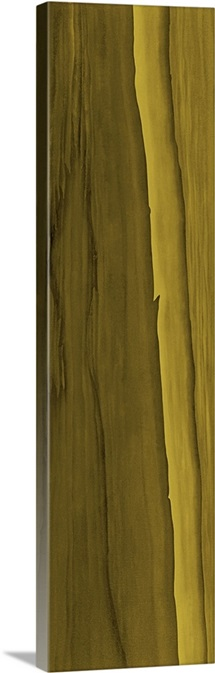 Wood Series Yellow III
