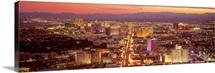 Aerial Las Vegas NV