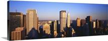 Afternoon Midtown Manhattan New York NY