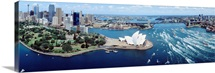 Australia, Sydney, aerial