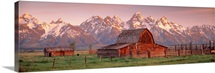 Barn Grand Teton National Park WY