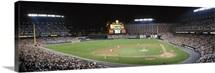 Baseball Game Camden Yards Baltimore MD