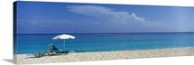 Beach Scene Nassau Bahamas