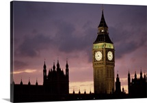 Big Ben Palace of Westminster London UK
