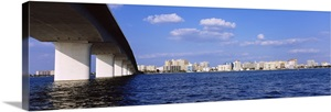 bridge across the sea ringling causeway bridge sarasota