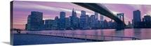 Brooklyn Bridge New York NY
