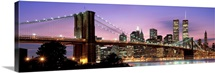 Brooklyn Bridge New York NY USA