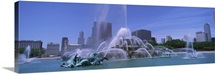 Buckingham Fountain Chicago IL