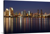 Buildings at the waterfront, San Diego, California
