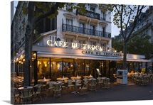 Cafe Du Trocadero, Paris, Ile de France, France