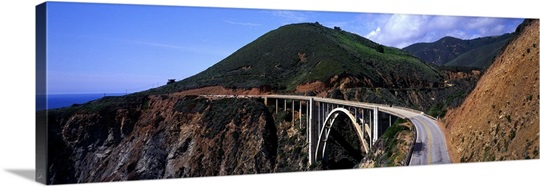 California, Big Sur, Bixby Bridge
