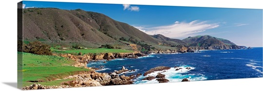 California, Pacific Ocean, Big Sur