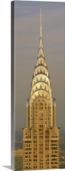 Chrysler Building New York NY