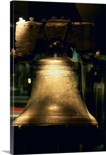 Close-up of a bell, Liberty Bell, Philadelphia, Pennsylvania