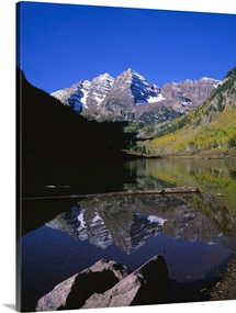 Colorado, Maroon Bells, Snowmass, Wilderness
