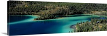 Emerald Lake Yukon Canada