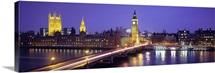 England, London, Parliament, Big Ben