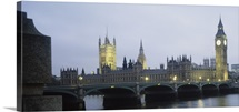 England, London, Parliament, Big Ben