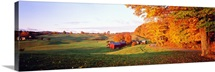 Fall Farm VT