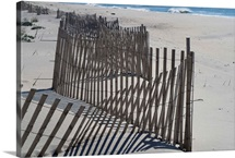 Fence, Westhampton Beach, The Hamptons, Long Island, New York State