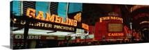Fremont Street Experience Las Vegas NV