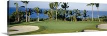 Golf Course Maui HI