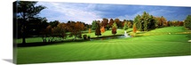 Golf course, Westwood Country Club, Vienna, Fairfax County, Virginia