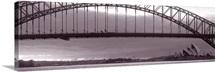 Harbor Bridge Pacific Ocean Sydney Australia