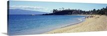 Hotel on the beach Black Rock Hotel Maui Hawaii