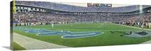 Interior Ericsson Stadium Charlotte NC