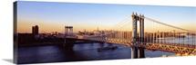 Manhattan Bridge New York NY
