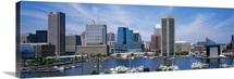 Maryland, Baltimore, Inner Harbor