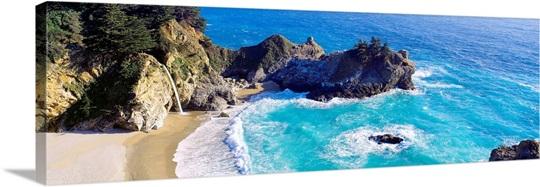 McWay Cove Big Sur CA