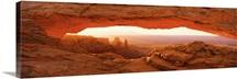 Mesa Arch Canyonlands National Park UT