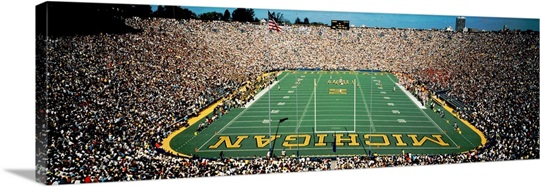 Michigan, Ann Arbor, University of Michigan Stadium