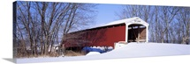 Neet Covered Bridge Parke Co IN